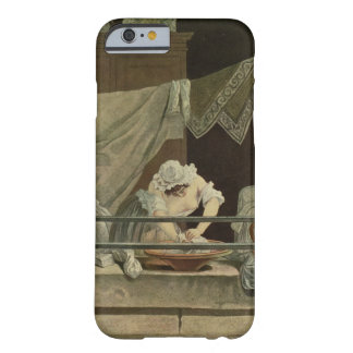 The Washerwoman, engraved by J. Laurent Julien (c1 Barely There iPhone 6 Case