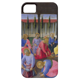 The Washing of the Feet, detail from panel three o iPhone SE/5/5s Case