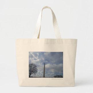 The Washington Monument Canvas Bag