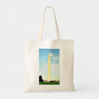 The Washington Monument Canvas Bags