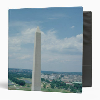 The Washington Monument, built 1848-85 3 Ring Binder