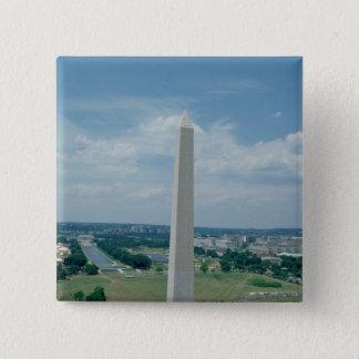 The Washington Monument, built 1848-85 Button