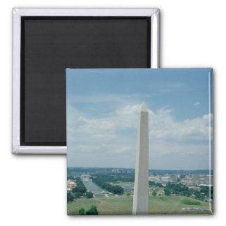 The Washington Monument, built 1848-85 Magnet