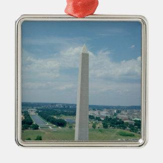 The Washington Monument, built 1848-85 Metal Ornament