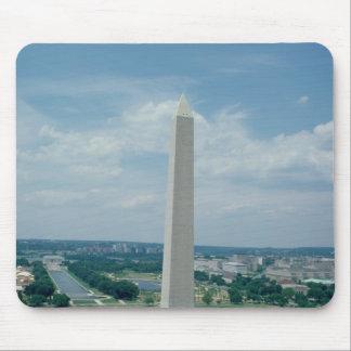 The Washington Monument, built 1848-85 Mouse Pad