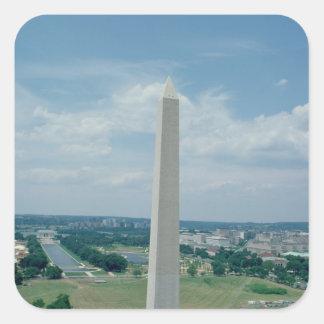 The Washington Monument built 1848-85 Sticker