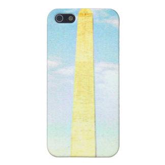 The Washington Monument iPhone SE/5/5s Case