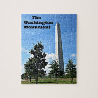 The Washington Monument Jigsaw Puzzles
