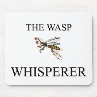 The Wasp Whisperer Mouse Pad
