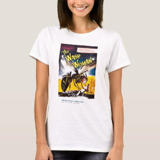 """The Wasp Woman"" (1959) Tee Shirt"