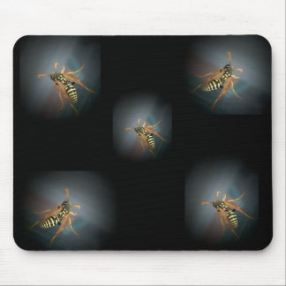 the wasps mouse pad