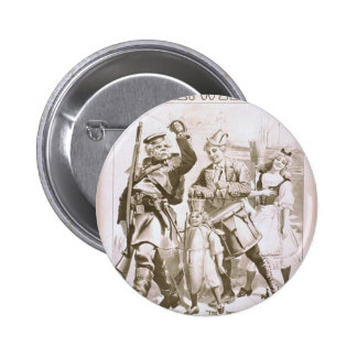 The Watch on the Rhine, 'The Swell Brigade' Pinback Buttons