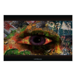 The Watcher is Watching Poster