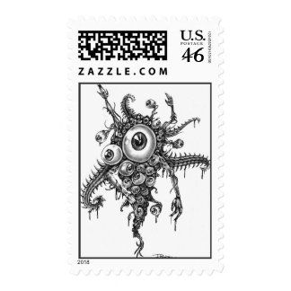 The Watcher Stamps