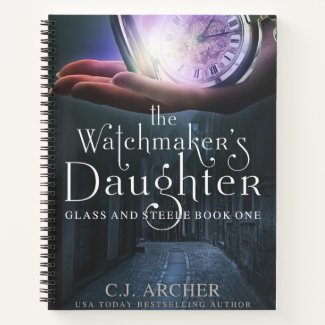 The Watchmaker's Daughter Notebook