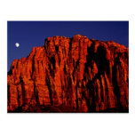 The Watchman and the Moon Postcard