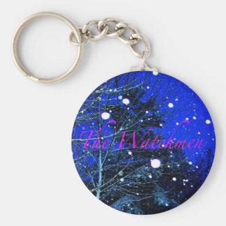 "The Watchmen ""Falling Stars"" Keychain"
