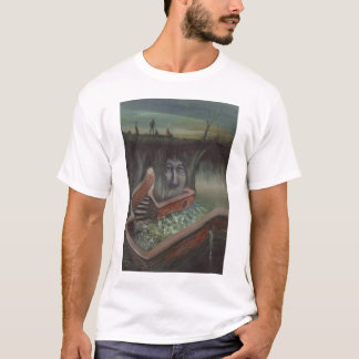 The Water and the Well - T-Shirt (White)