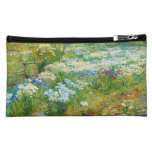 The Water Garden by Childe Hassam Makeup Bag