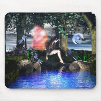 The Water Hole Mouse Pad