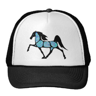 THE WATER HORSE MESH HAT