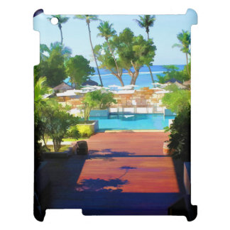 The water invites iPad covers