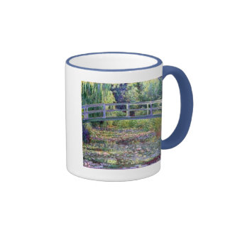 The Water Lily Pond by Claude Monet Mugs