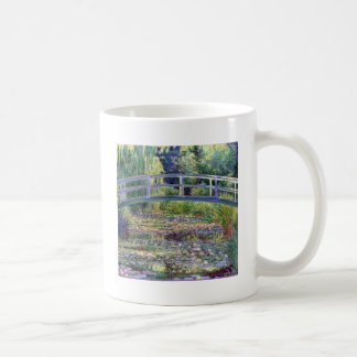 The Water Lily Pond by Claude Monet Coffee Mug