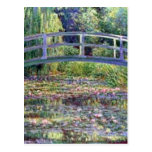 The Water Lily Pond by Claude Monet Postcards