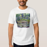 The Water Lily Pond by Claude Monet T-shirt