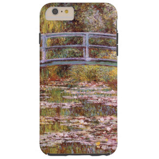 The Water Lily Pond by Claude Monet Tough iPhone 6 Plus Case