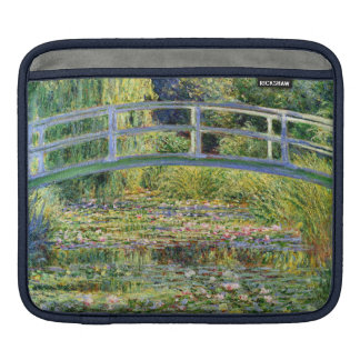 The Water-Lily Pond by Monet Fine Art Sleeve For iPads