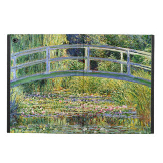 The Water-Lily Pond by Monet Fine Art Powis iPad Air 2 Case