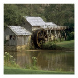 The Water Mill Poster