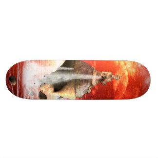 The water source skateboard