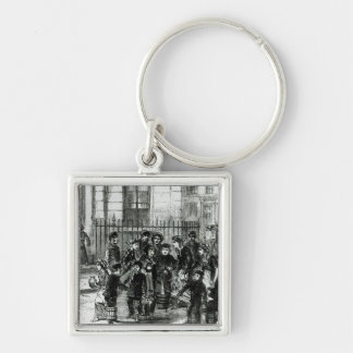 The Water Supply Keychain