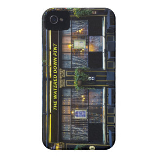 The Watered Down Pint iPhone 4 Case-Mate Cases