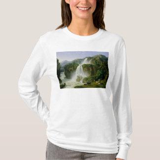 The Waterfall at Tivoli, 1785 T-Shirt