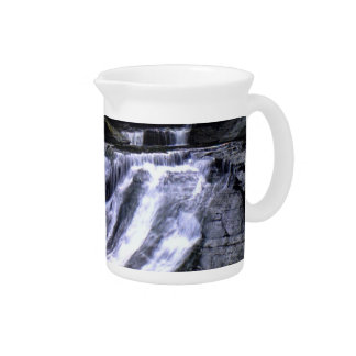 THE WATERFALL pitcher