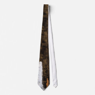 The waterfall tie