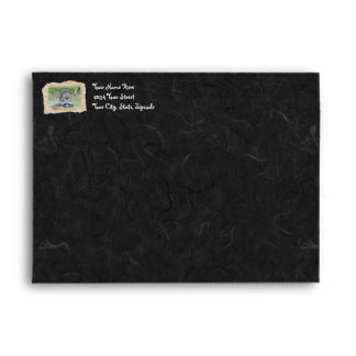 The Watering Hole - Raccoon Envelopes