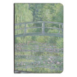 The Waterlily Pond: Green Harmony, 1899 Kindle Touch Cover