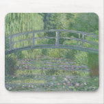 The Waterlily Pond: Green Harmony, 1899 Mouse Pad