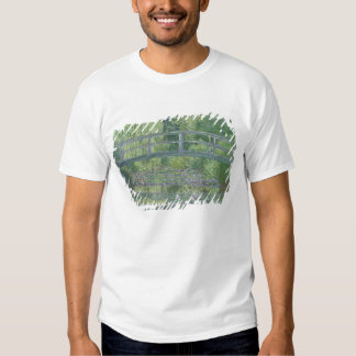 The Waterlily Pond: Green Harmony, 1899 T Shirt