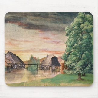 The Watermill, 1495-97 Mouse Pad