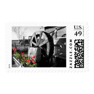 The Waterwheel Postage