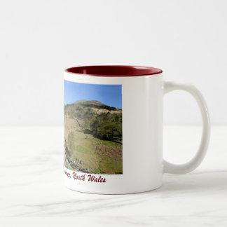 The Watkin Path, Snowdonia, North Wales mug