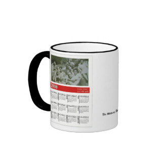The Watson Family Ringer Coffee Mug