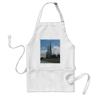 The Watts Towers Adult Apron