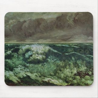The Wave, after 1870 Mouse Pad